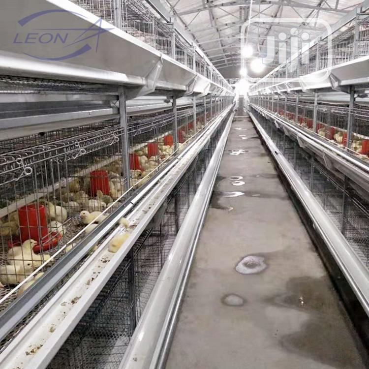 China Poultry Cage H Type Automatic Poultry Cage   Farm Machinery & Equipment for sale in Kokona, Nasarawa State, Nigeria