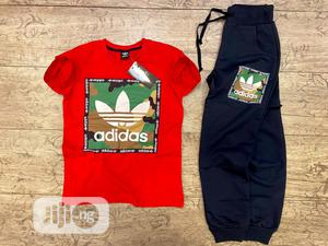 Adidas Joggers Pant/Top Set | Children's Clothing for sale in Lagos State, Isolo