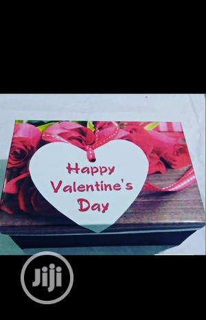 Valentine Goodie And Luxury Box | Arts & Crafts for sale in Lagos State, Ogba