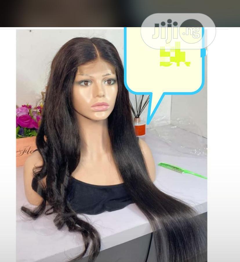 Human Hair Wigs /Closure | Hair Beauty for sale in Abule Egba, Lagos State, Nigeria