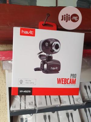 Havit Hv-N5079 Webcam Pro Hd 30w Video Calling | Computer Accessories  for sale in Lagos State, Ikeja