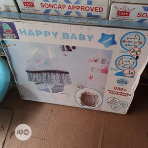 Happy Baby Basinet Cot | Children's Furniture for sale in Lagos State, Surulere