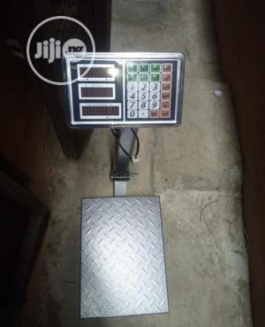 100kg Digital Platform Weighing Balance | Store Equipment for sale in Lagos State, Surulere