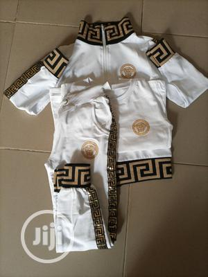 Quality Designer 3in1 Gucci Wears | Children's Clothing for sale in Lagos State, Isolo