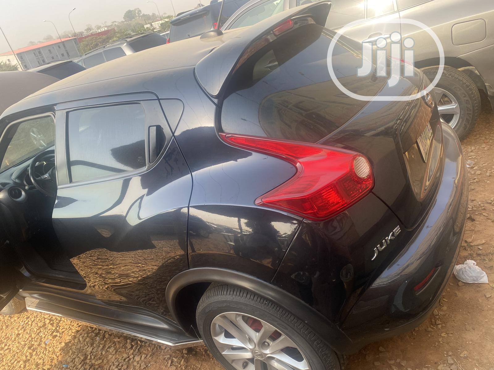 Nissan Juke 2012 Black