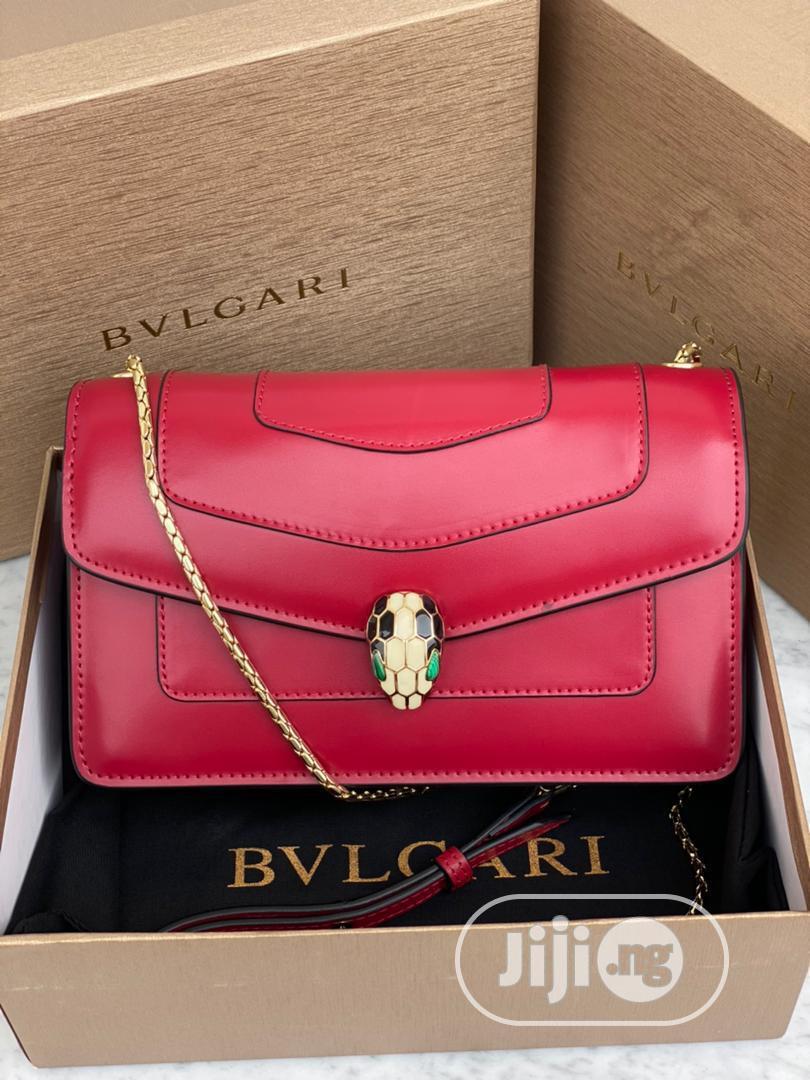 High Quality BVLGARI Shoulder Bags for Ladies