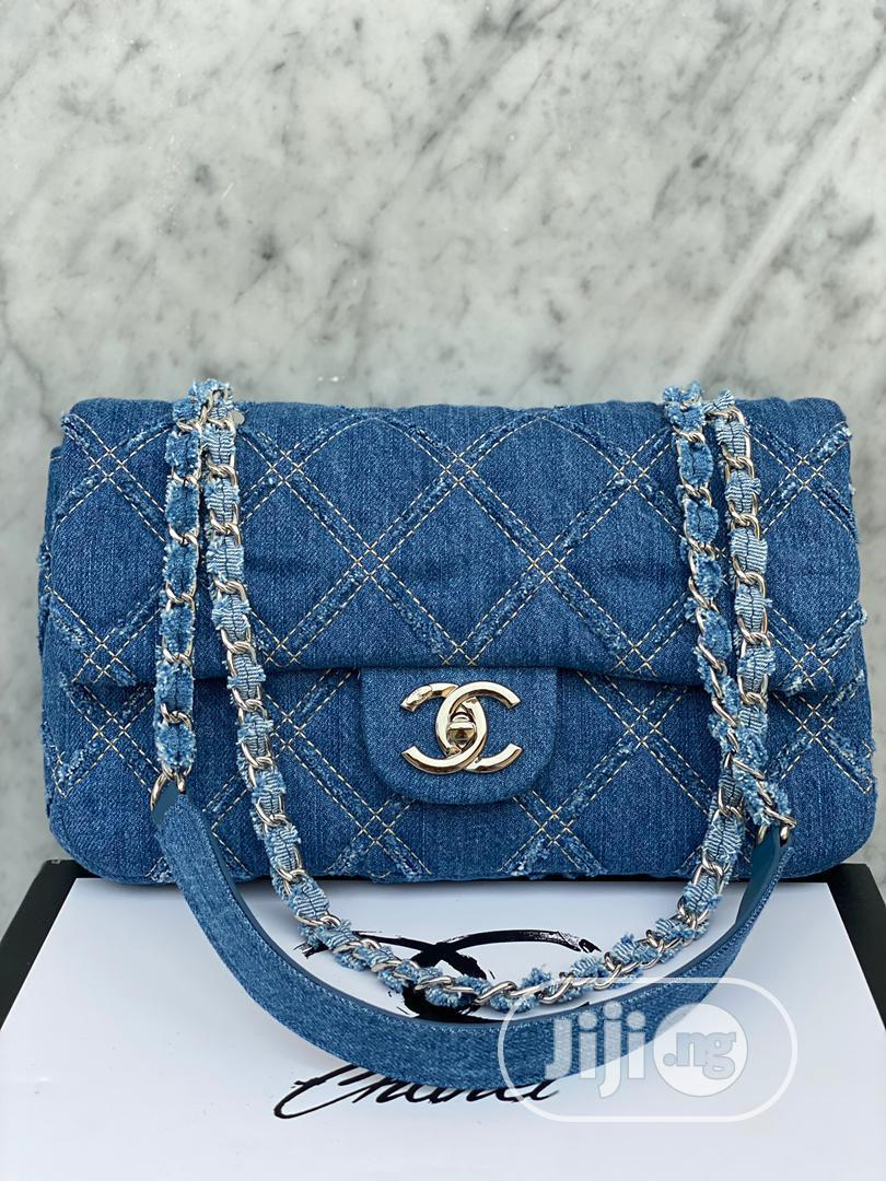 High Quality Chanel Demin Bags for Ladies