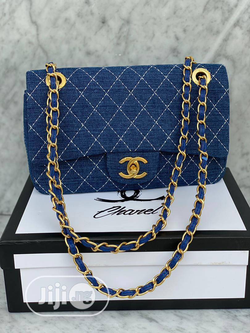 High Quality Chanel Demin Bags for Ladies | Bags for sale in Magodo, Lagos State, Nigeria