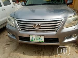 Lexus LX 2009 570 Gray   Cars for sale in Kwara State, Ilorin West
