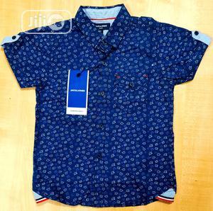 Jack Jones Kiddie's Shirt   Children's Clothing for sale in Lagos State, Lekki