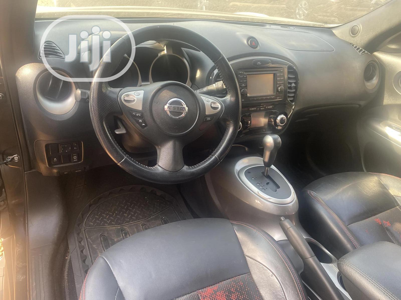 Nissan Juke 2012 Black | Cars for sale in Gwarinpa, Abuja (FCT) State, Nigeria