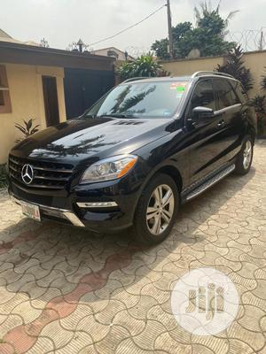 Mercedes-Benz M Class 2014 Black   Cars for sale in Lagos State, Magodo
