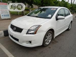 Nissan Sentra 2010 White | Cars for sale in Lagos State, Ikeja