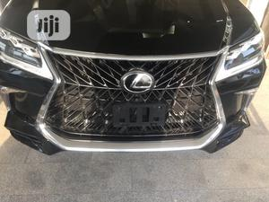 New Lexus LX 2020 Black | Cars for sale in Abuja (FCT) State, Central Business Dis