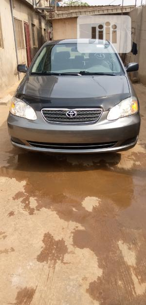 Toyota Corolla 2006 CE Gray   Cars for sale in Lagos State, Ipaja