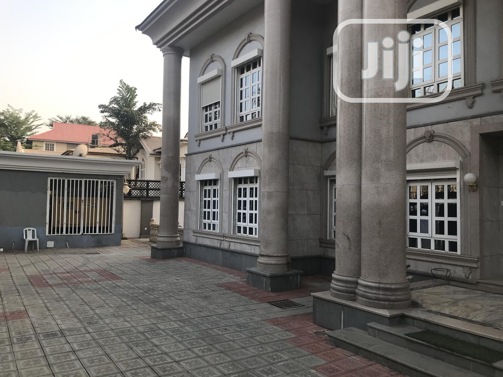 Mansion With Swimming Pool for Sale in Maitama, Abuja   Houses & Apartments For Sale for sale in Maitama, Abuja (FCT) State, Nigeria