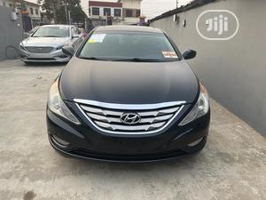 Hyundai Sonata 2011 Black | Cars for sale in Lagos State, Ogba