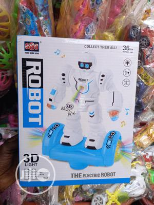 Kids Electric Moving Robot | Toys for sale in Lagos State, Apapa