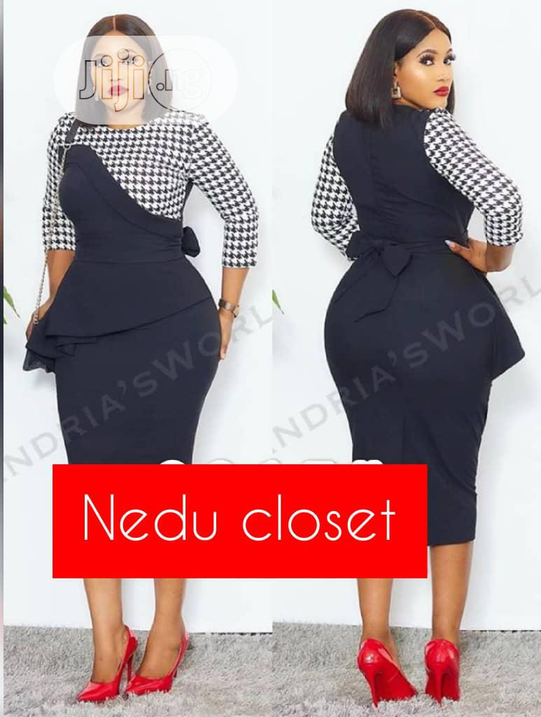 Quality Trendy Gown for Sophisticated Ladies   Clothing for sale in Wuse, Abuja (FCT) State, Nigeria