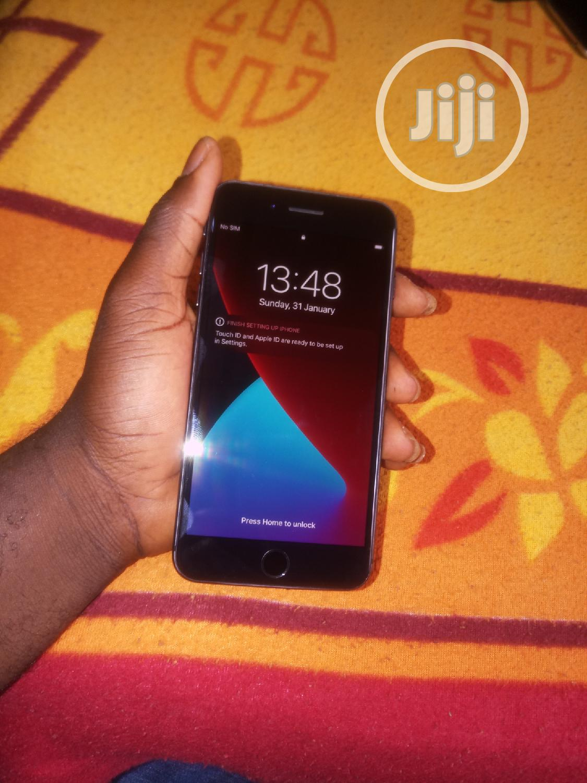 Apple iPhone 8 Plus 64 GB Black   Mobile Phones for sale in Ikorodu, Lagos State, Nigeria