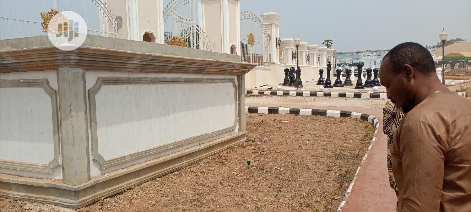 1000 Hectare at London Park and Garden Estate, Akufo, Ibadan | Land & Plots For Sale for sale in Ibadan, Oyo State, Nigeria
