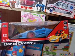 Kids Sport Car With Remote   Toys for sale in Lagos State, Apapa