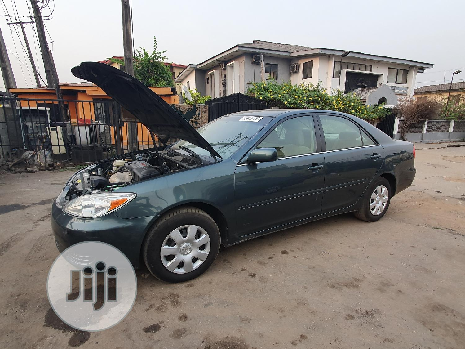 Toyota Camry 2004 Green | Cars for sale in Yaba, Lagos State, Nigeria