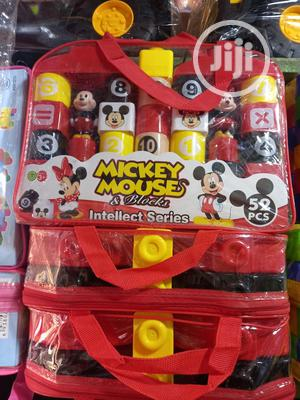 Micky Mouse Building Blocks   Toys for sale in Lagos State, Apapa