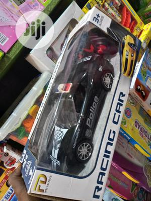 Kids Police Sport Car Woth Remote   Toys for sale in Lagos State, Apapa