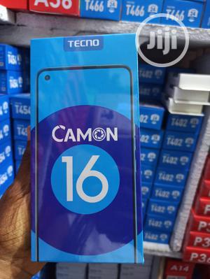New Tecno Camon 16 64 GB | Mobile Phones for sale in Lagos State, Ikeja