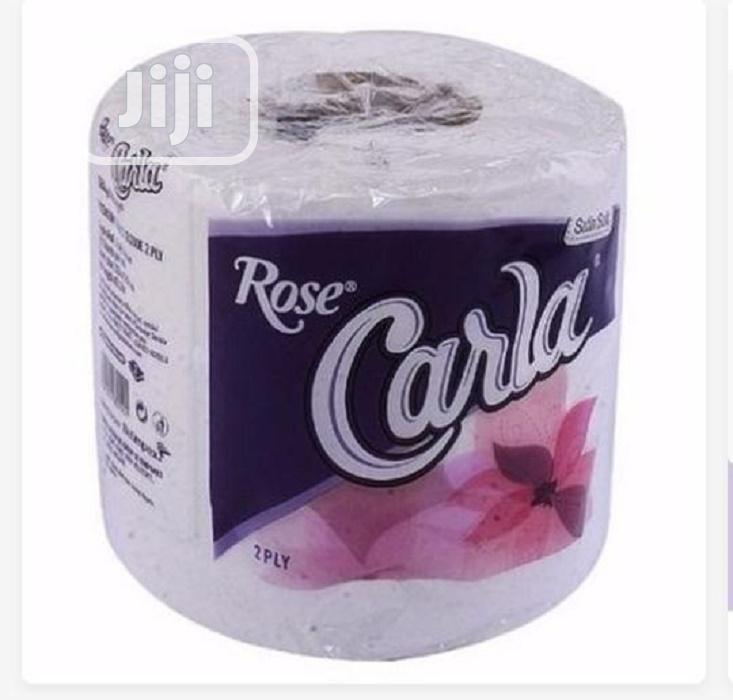 Rose Carla Tissue Paper