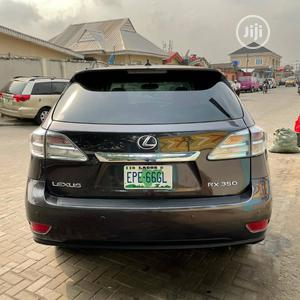 Lexus RX 2010 350 Black   Cars for sale in Lagos State, Surulere
