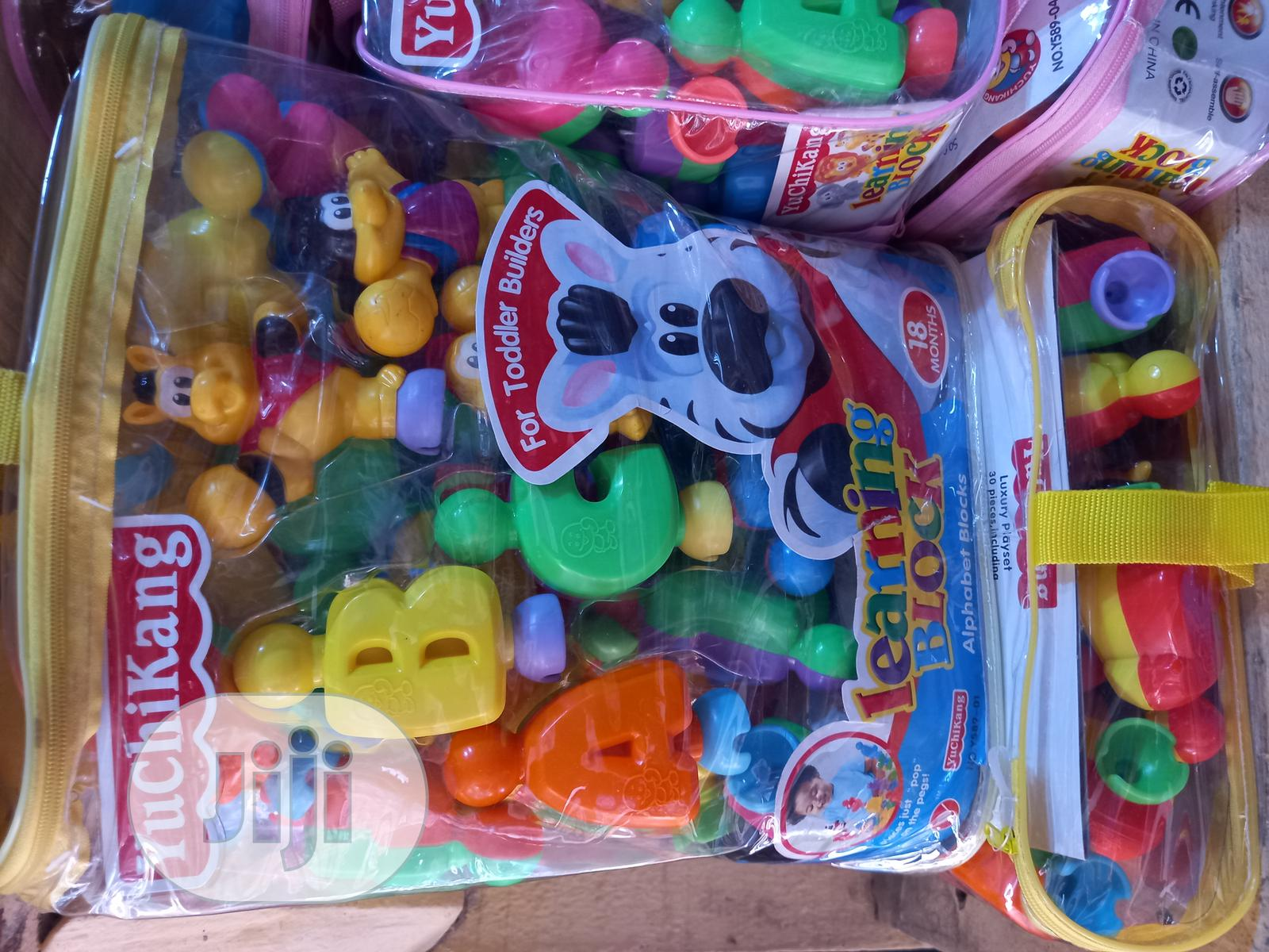 Building Learning Blocks | Toys for sale in Apapa, Lagos State, Nigeria