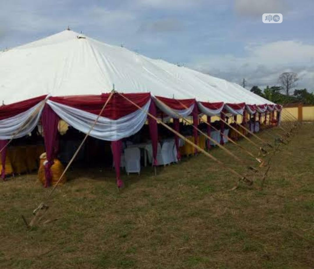 Archive: Tofom Rentals (New Marquee Canopy