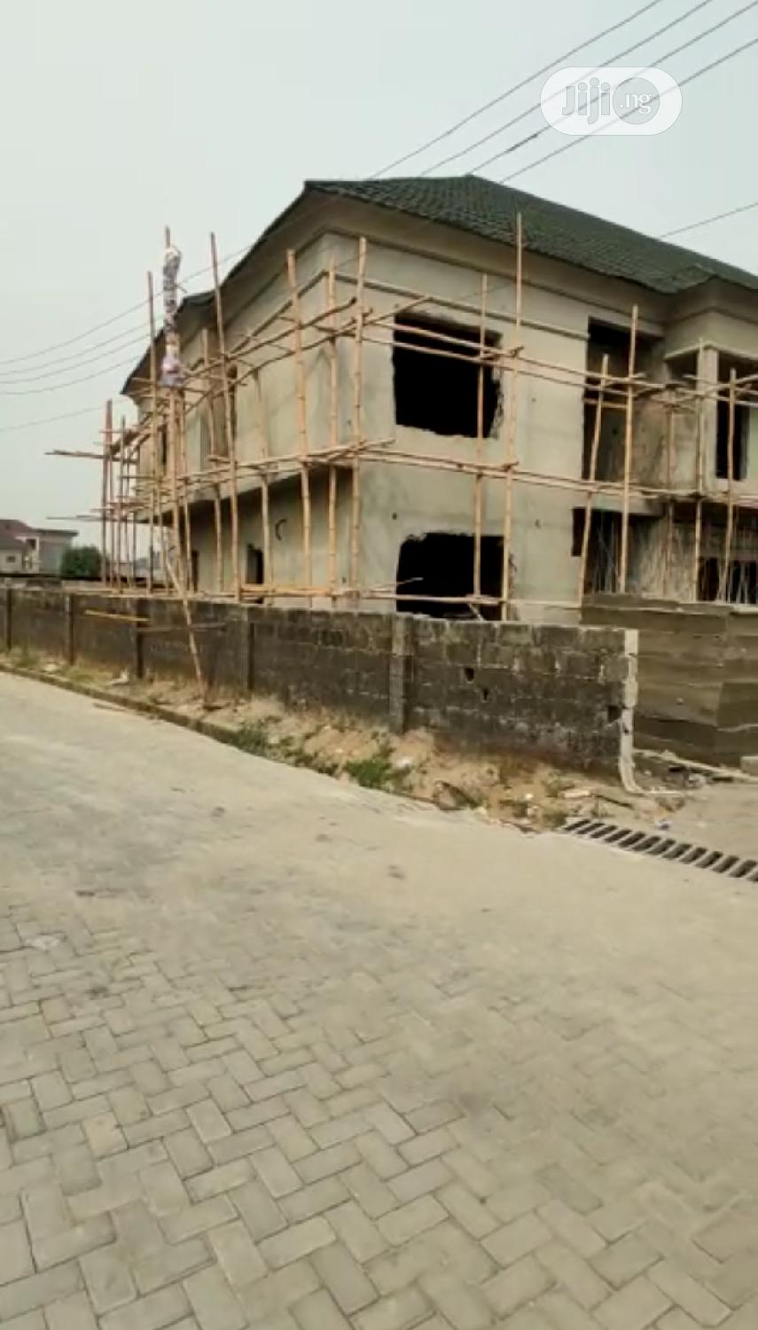 Fully Finished 4 Bedroom Terrace Duplex in Serene Location | Houses & Apartments For Sale for sale in Sangotedo, Ajah, Nigeria