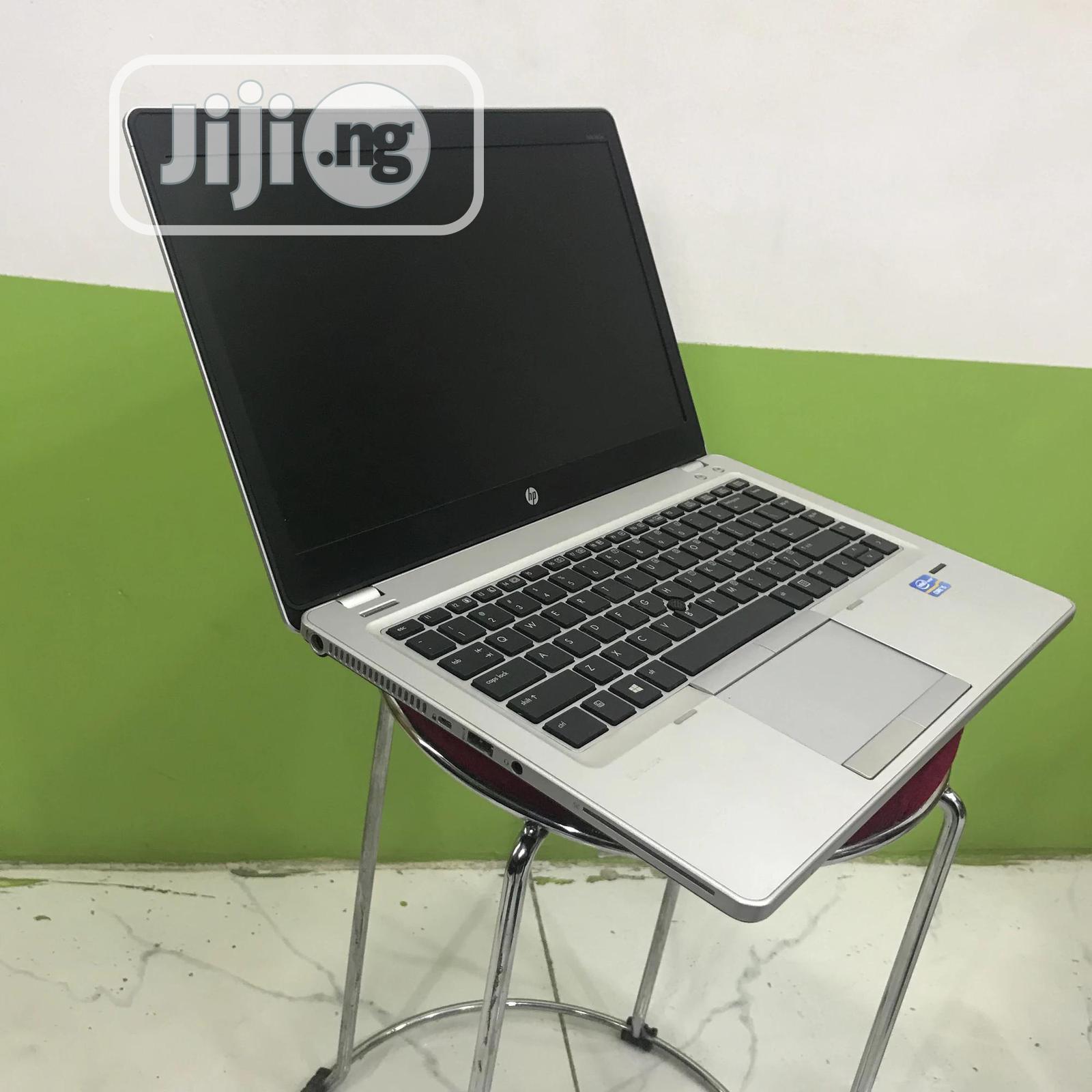 Archive: Laptop HP EliteBook Folio 9470M 8GB Intel Core I5 HDD 320GB