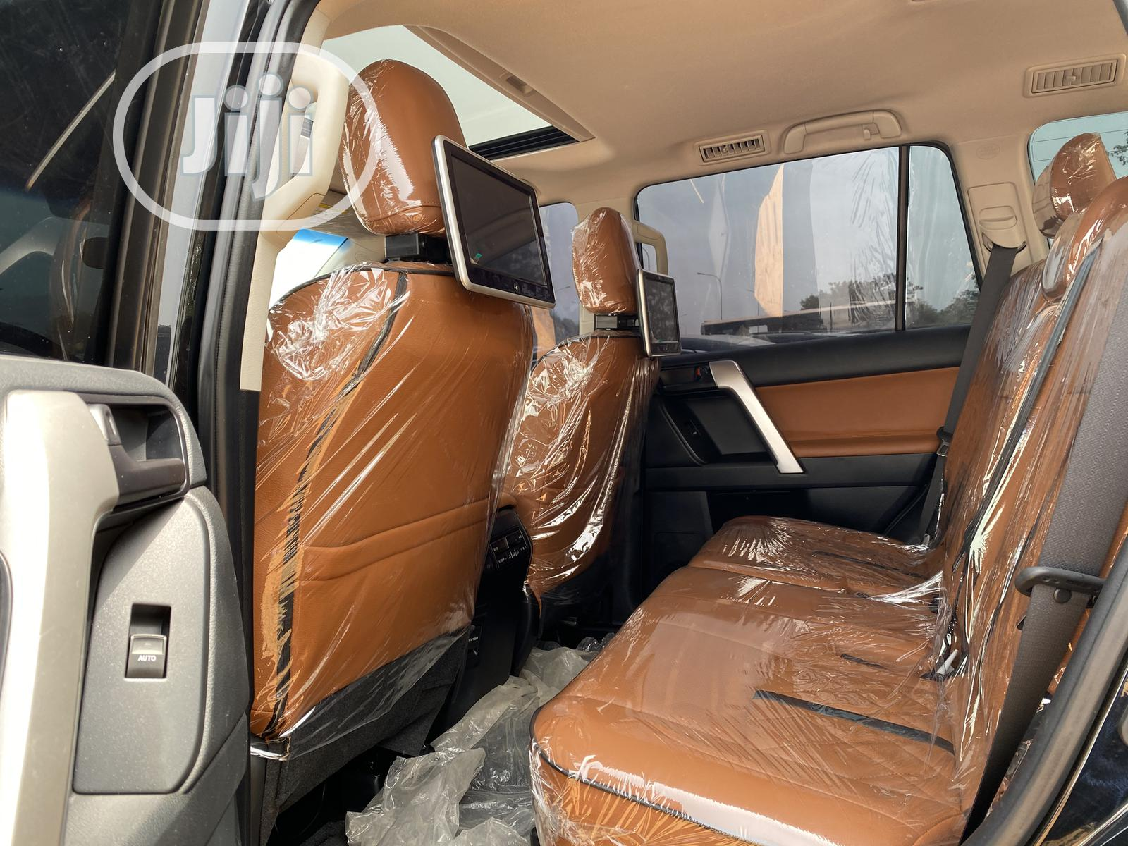 New Toyota Land Cruiser Prado 2019 Black | Cars for sale in Central Business Dis, Abuja (FCT) State, Nigeria