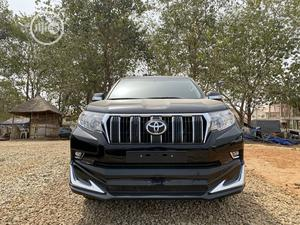 New Toyota Land Cruiser Prado 2019 Black   Cars for sale in Abuja (FCT) State, Central Business District