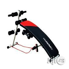 Situp Bench With Dumbbell