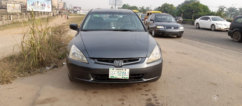 Honda Accord 2004 Automatic Gray | Cars for sale in Benin City, Edo State, Nigeria