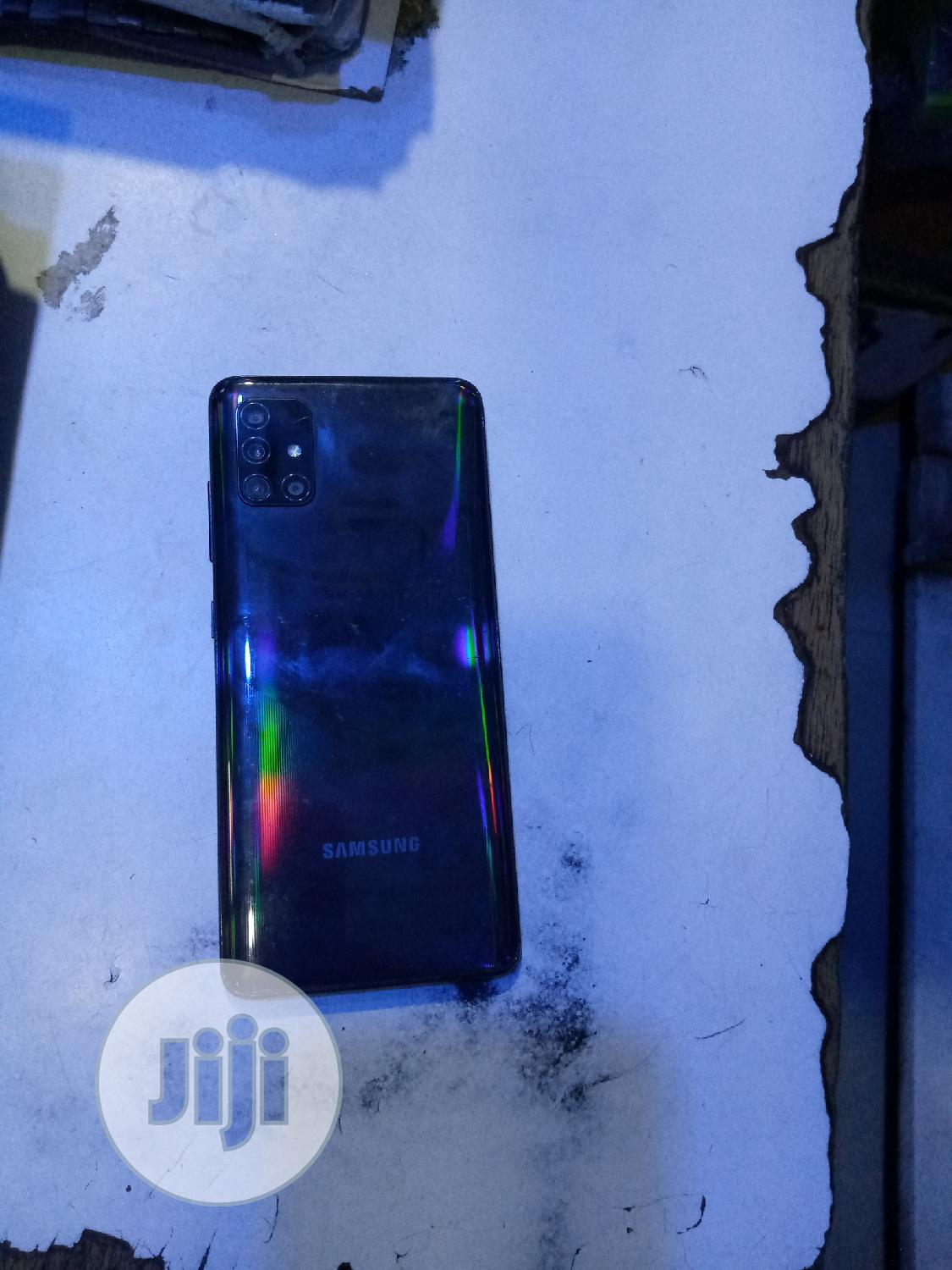 Samsung Galaxy A51 128 GB Black | Mobile Phones for sale in Ajah, Lagos State, Nigeria