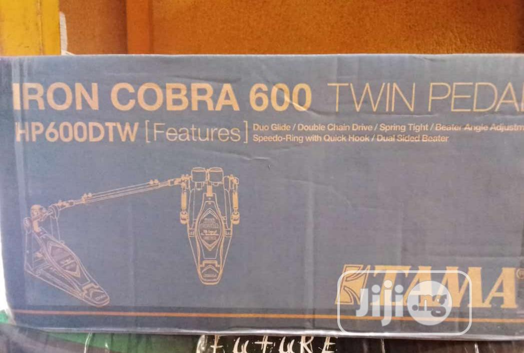Tama Iron Cobra Twins Drum Pedal H600DTW