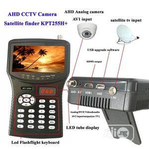 Nice Satellite Finder/Ahd CCTV Camera Monitor   Security & Surveillance for sale in Lagos State, Ajah