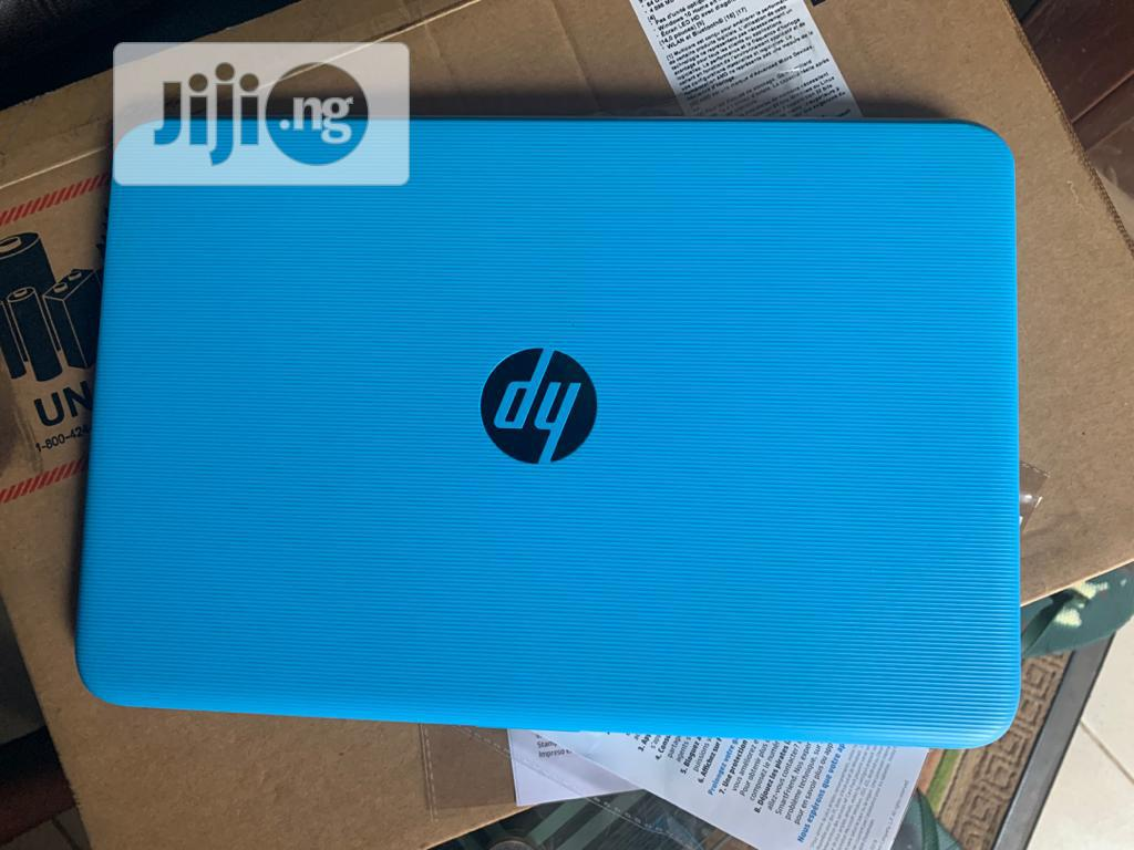 Archive: New Laptop HP Stream 11 4GB Intel Celeron SSD 32GB
