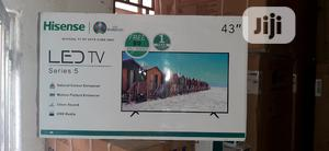 Hisense Television 43inches | TV & DVD Equipment for sale in Abuja (FCT) State, Wuse