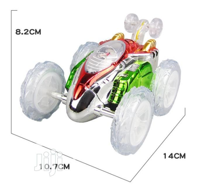 Remote Control Stunt Car Toy Gift Kids