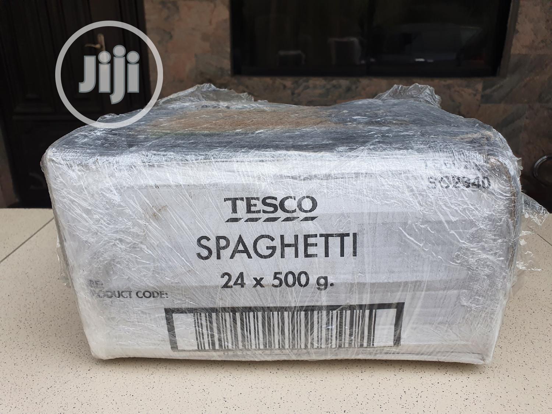 Archive: Tesco Spaghetti