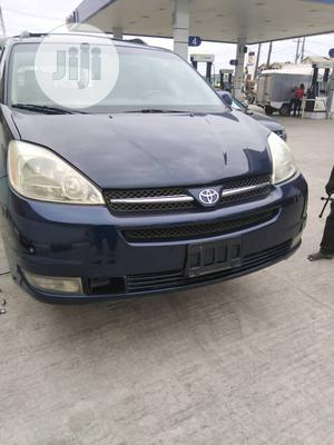 Toyota Sienna 2006 XLE AWD Blue | Cars for sale in Lagos State, Surulere