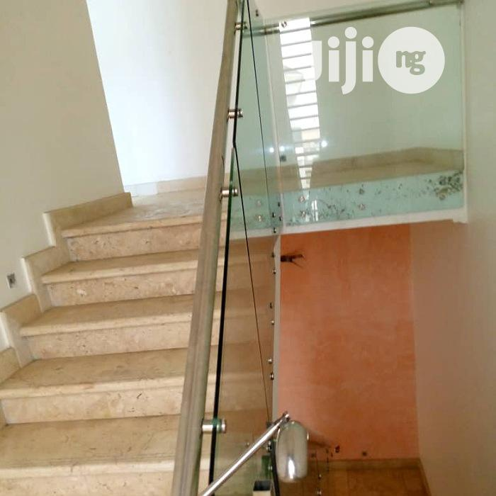 Archive: Newly Built 5 Bedroom Duplex for Sale in an Estate at Ikeja