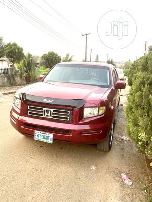 Honda Ridgeline 2006 RTL Red | Cars for sale in Lagos State, Alimosho